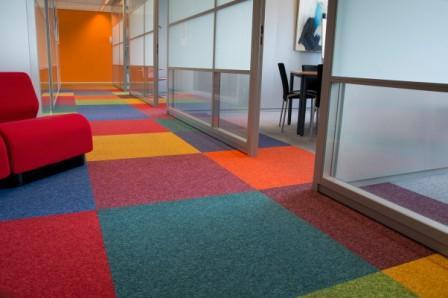Domo Step модульне килимове покриття